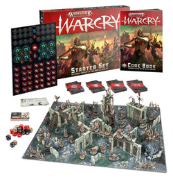 AGE OF SIGMAR: WARCRY STARTER SET 111-01