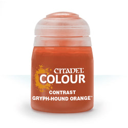 CITADEL CONTRAST: GRYPH-HOUND ORANGE 18ML 29-11