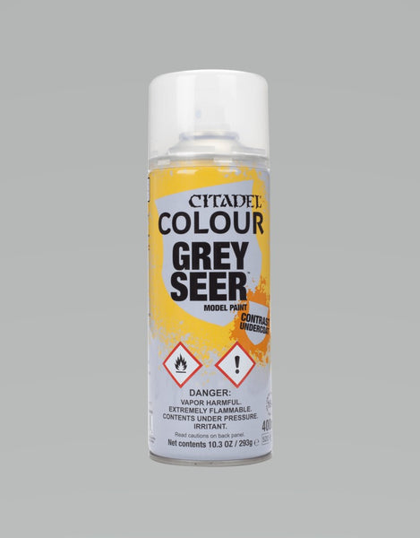 CITADEL GREY SEER SPRAY 62-34