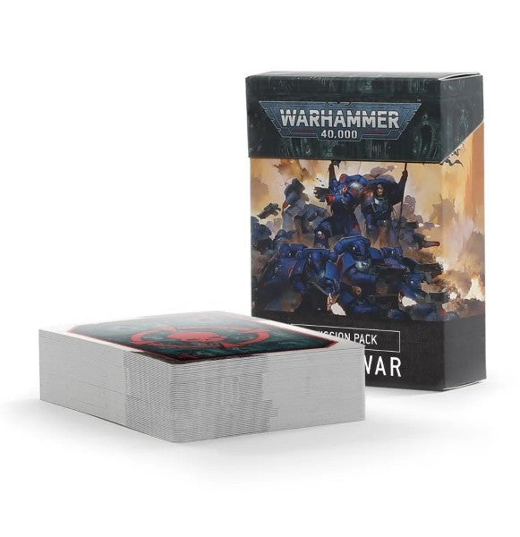WARHAMMER 40K OPEN WAR CARDS PACK 40-20