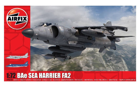 1/72 AIRFIX BAE SEA HARRIER FA2  04052A