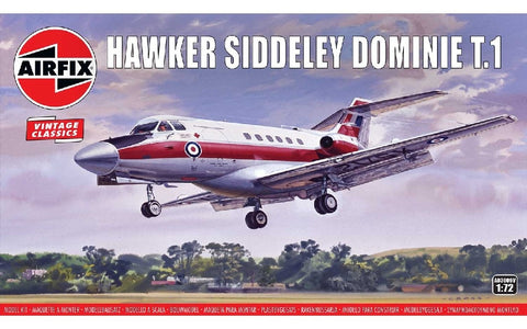 "1/72 HAWKER SIDDELEY DOMINIE T.1 ""VINTAGE CLASSICS"" A03009V"
