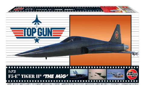 "1/72 AIRFIX ""TOP GUN"" F-5E TIGER II ""THE MIG"" A00502"