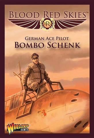BLOOD RED SKIES ACE BOMBO SCHENK 772012014
