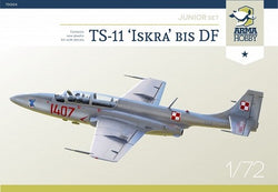 "1/72 ARMA HOBBY TS-11 ""ISKRA"" BIS DF JUNIOR SET AH70004"