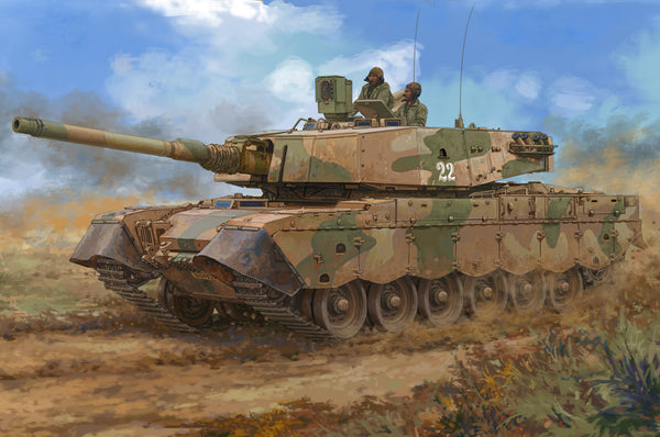 1/35 HOBBYBOSS SOUTH AFRICAN OLIFANT MK1B MBT HB83897
