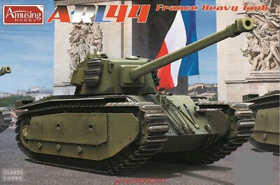 1/35 AMUSING HOBBY ARL44 FRENCH HEAVY TANK 35A025