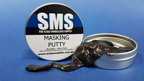 SMS MASKING PUTTY 50G MASK03