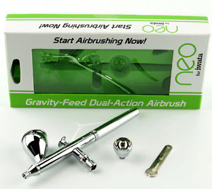 NEO FOR IWATA AIRBRUSH - GRAVITY 0.35MM  HP.CN
