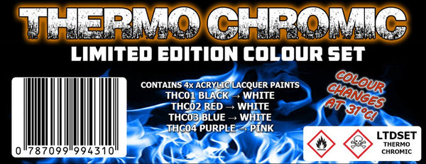 SMS THERMO CHROMIC LIMITED EDITION COLOUR SET LTDSET