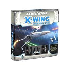 STAR WARS X-WING: THE FORCE AWAKENS CORE SET FFGSWX36