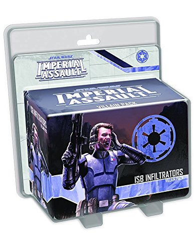 STAR WARS IMPERIAL ASSUALT ISB INFILTRATORS FFGSWI28