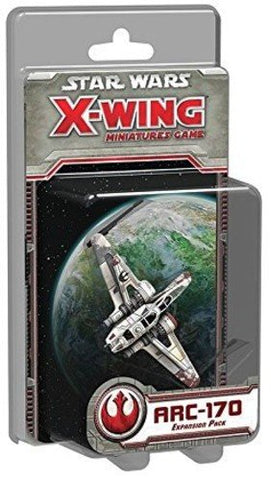 STAR WARS X-WING: ARC170 FFGSWX53