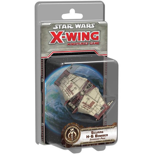 STAR WARS X-WING: SCURRG H-6 BOMBER FFGSWX65