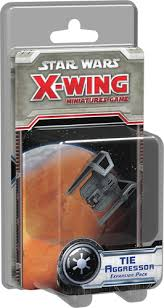STAR WARS X-WING: TIE AGGRESOR FFGSWX66