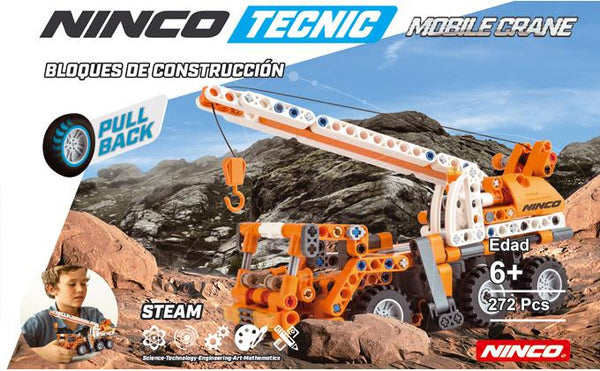 NINCO TECNIC MOBILE CRANE SET NT10050