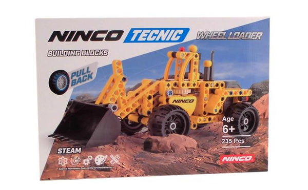 NINCO TECNIC WHEEL LOADER BUILDING SET NT10051