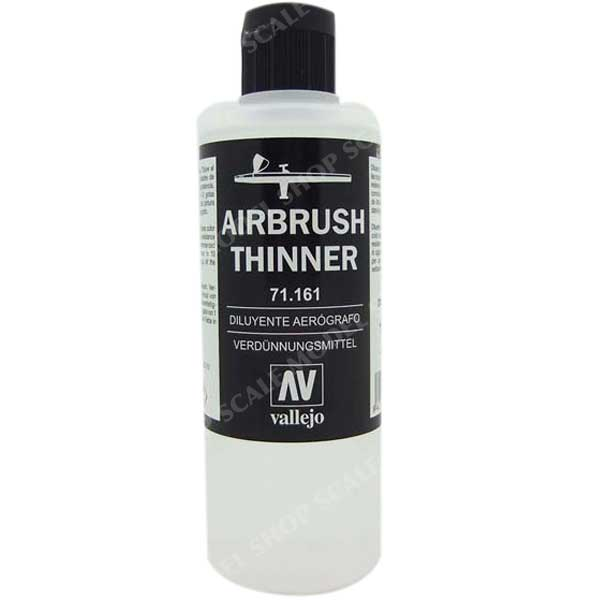 VALLEJO AIRBRUSH THINNER 200ML AV71161