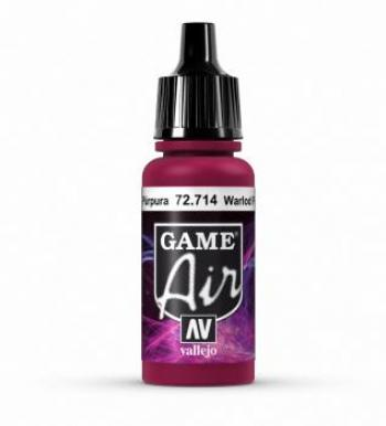 VALLEJO GAME AIRWARLORD PURPLE 72.714  17ML BOTTLE