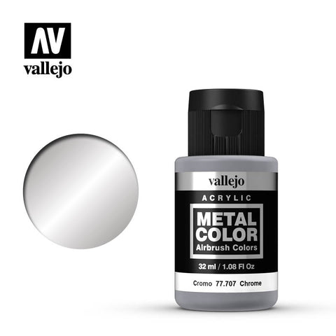 CHROME VALLEJO METAL COLOUR 32ML AV77707