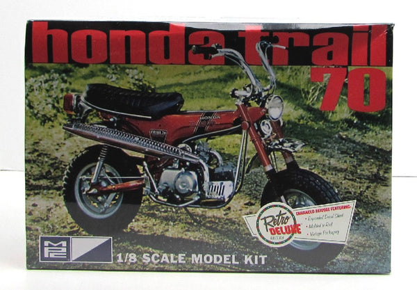 1/8 MPC HONDA TRAIL 70 MINI BIKE MPC833