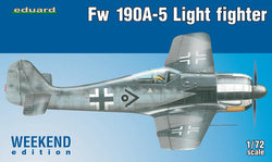 17/72 FW190A LIGHT FIGHTER ED 7439
