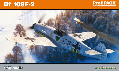 1/48 BF109 F-2 PROFIPACK EDITION