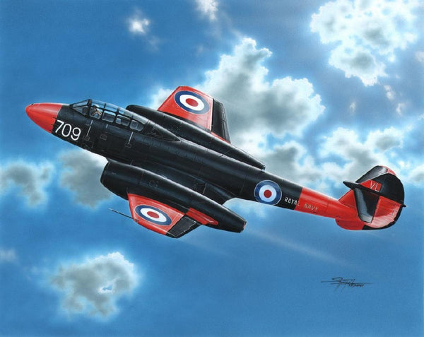 1/72 MPM/SPECIAL HOBBY GLOSTER METEOR T MK.7 MPM72548