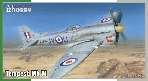 1/32 SPECIAL HOBBY HAWKER TEMPEST MK.VI SH32055