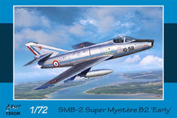 "1/72 AZUR FRROM SMB-2 SUPER MYSTERE B2 ""EARLY"" FR0035"