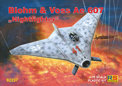 1/72 RS MODELS BLOHM & VOSS AE607 RS92237