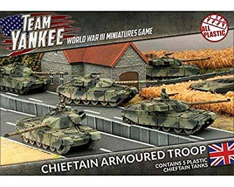 CHIEFTAN ARMOURED TROOP BFTBBX01