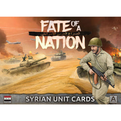 SYRIAN UNIT CARDS : FATE OF A NATION AAR902