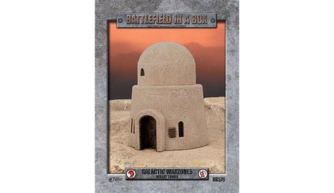 BATTLEFIELD IN A BOX GALACTIC WARZONES: DESERT TOWER BB579