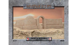 BATTLEFIELD IN A BOX: GALACTIC WARZONES DESERT WALLS BB581