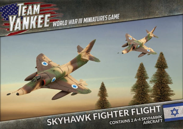 SKYHAWK FIGHTER FLIGHT TIBX08