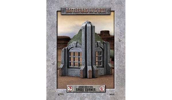 BATTLEFIELD IN A BOX: GOTHIC INDUSTRIAL - SMALL CORNER BB597