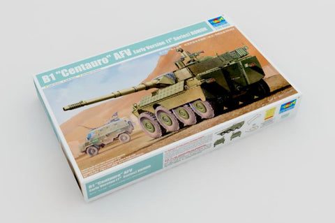 1/35 TRUMPETER CENTAURO AFV  EARLY VERSION 1ST SERIER ROMOR ARMOUR  TR05163