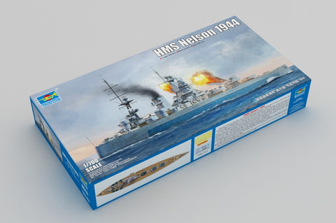 1/700 TRUMPETER HMS NELSON 1944  TR6717