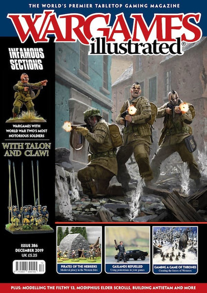 WARGAMES ILLUSTRATED ISSUE 386