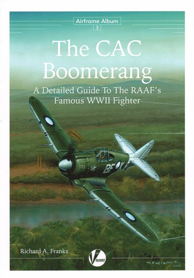 THE CAC BOOMERANG : AIRFRAME ALBUM 3 VWP719881