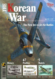 THE KOREAN WAR: THE FIRST JET VS JET BATTLES. VALIANT PUBLISHING VWP3090820