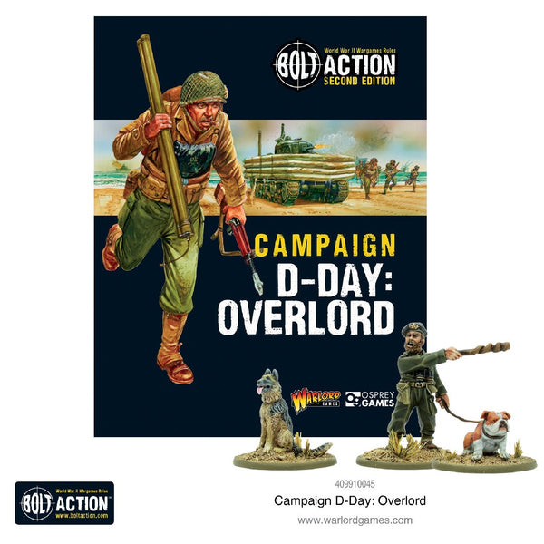 BOLT ACTION: CAMPAIGN OVERLORD