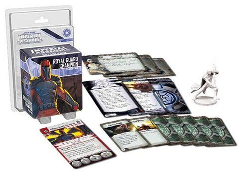 STAR WARS IMPERIAL ASSUALT ROYAL GUARD CHAMPION FFGSWI04