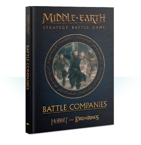 MIDDLE EARTH BATTLE COMPANIES 30-09