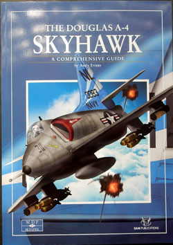 THE DOUGLAS A-4 SKYHAWK A COMPREHENSIVE GUIDE. MDF31