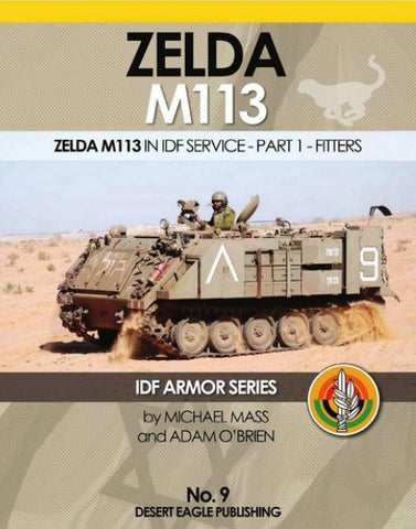 ZELDA M113 DESERT EAGLE PUBLISHING VOL9