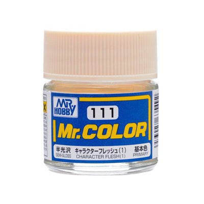 MR COLOUR SEMI GLOSS CHARACTER FLESH 1 GN C111
