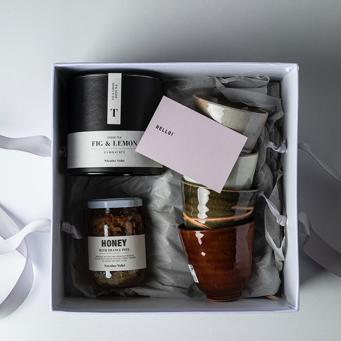 GIFT BOX- FOR TEA LOVERS