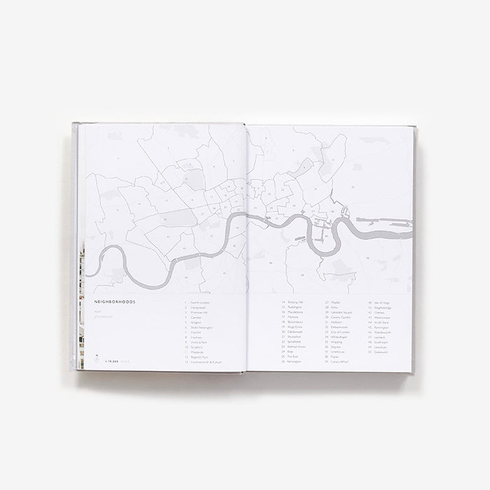 LONDON: CEREAL GUIDE